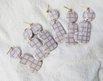 Grid Willa Earrings