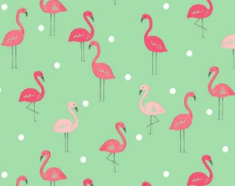 Dear Stella - Jetsetter Collection - Flamingos in Paradise