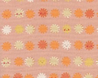Cotton + Steel - Sunshine Collection - Sunshine in Peach
