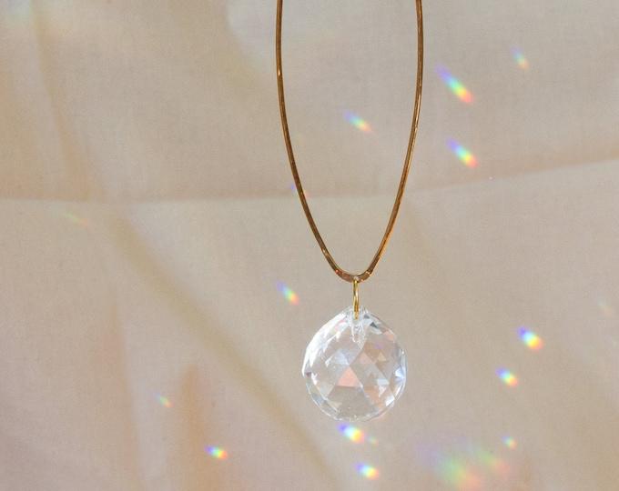 Prisma Hanging #6 - Light catcher