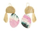 Cuero Earrings #12