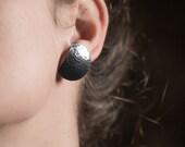 Eclipse Post Earrings