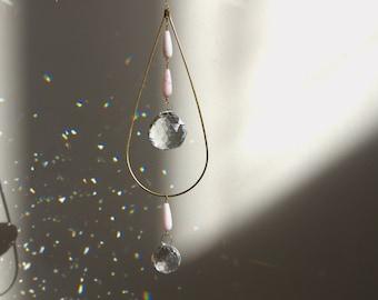 Prisma Hanging #20 - Boho Teardrop