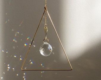 Prisma Hanging #21 - Triangle