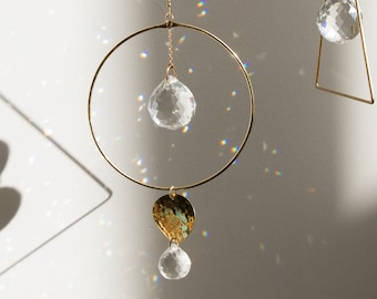 Prisma Hanging #22 - Circle