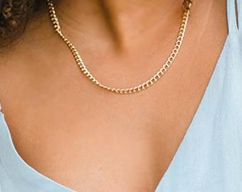 6504f5fa96e Chunky chain necklace