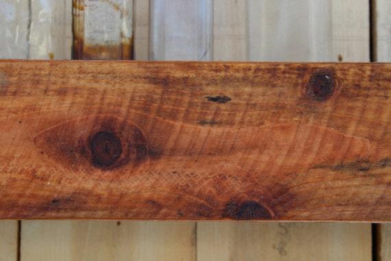 Poutre Bois étagère murale rustique de cheminée manteau mantel 36 42 48 60 66 72 84