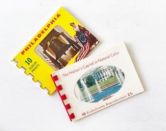 Vintage Photo Books — DC & Philadelphia