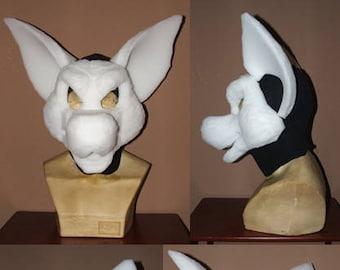 Fursuit Mascot Mask Base Commission - Simple