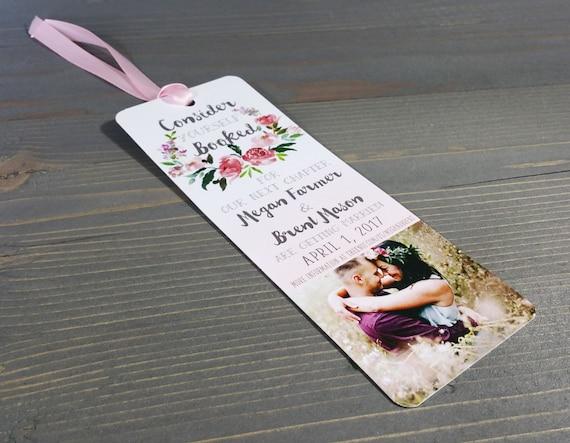 bookmark save the date save the date bookmark bookmark etsy