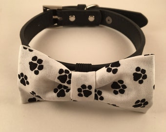Dog (paws) Bow Tie