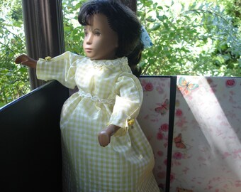Sun-Blessed Taffeta Gown