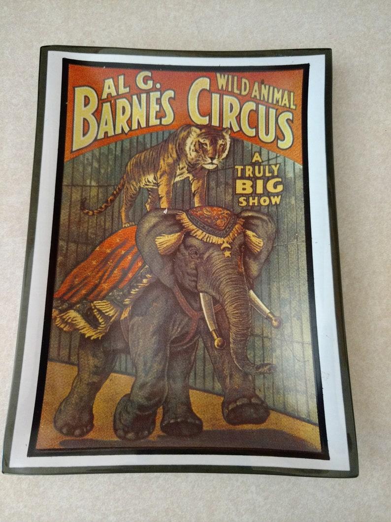Circus World Museum Ringling Bros  Al G Barnes Big Show Smoked image 0
