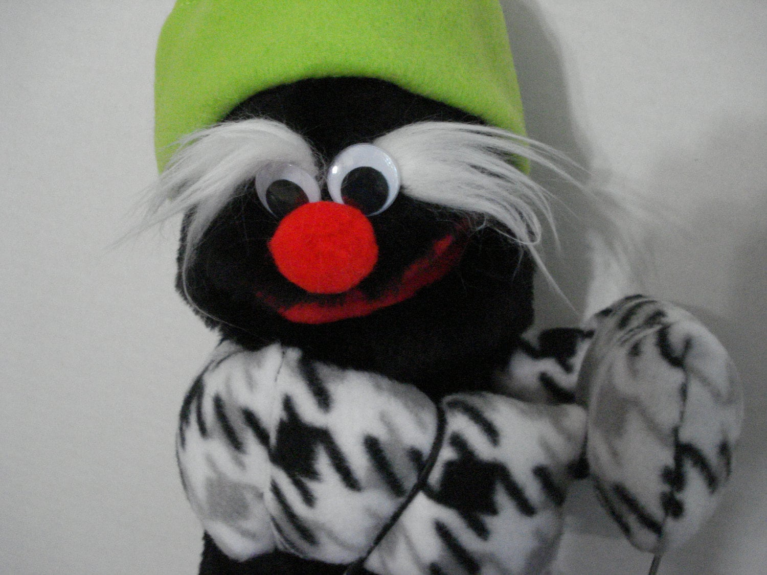 Hand critters latex puppet — pic 2