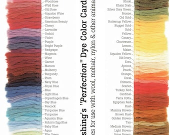 Yarn and Feather Dyes - Great dyes for feathers and fur for crafts or fly fishing (Dye Only) :&