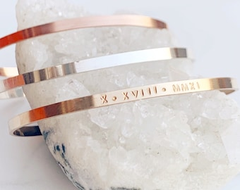 """Premium Customizable Cuff 