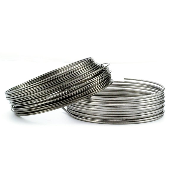 Stainless Steel 316L Wire 1.5 MM SOFT Wire Wrapping 25 Feet Coil
