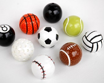 Sports Knob Collection