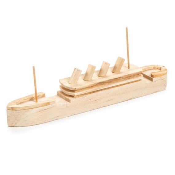 titanic wood model ship kit etsy