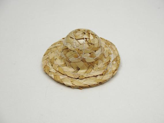 grande variété de styles grosses soldes Nouveaux produits Chapeau de paille miniature 2 »