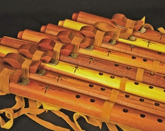 "Native American Style ""Backpacker"" Flute from Tree of Life Designs"