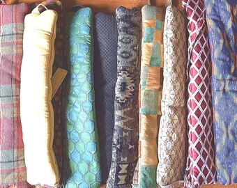 Padded Flute and Accessory Bags OOAK