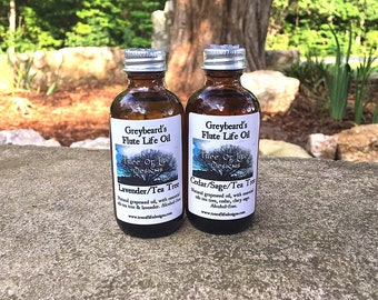 Antiseptic Flute Care Oil Kit