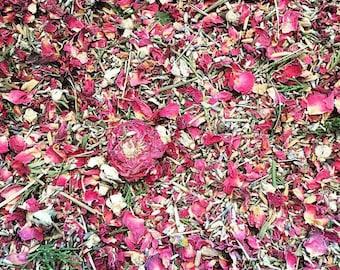 Rose Love Magical Blend Smudge, 2 oz. bag