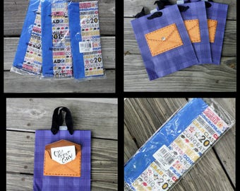 GRADUATION GIFT Bags, Blue Gift Wrap, Hallmark Gift Bags, Male Themed Bag, Blue Black Plaid Gift Wrap, Great Guy, Paper Products, DiY