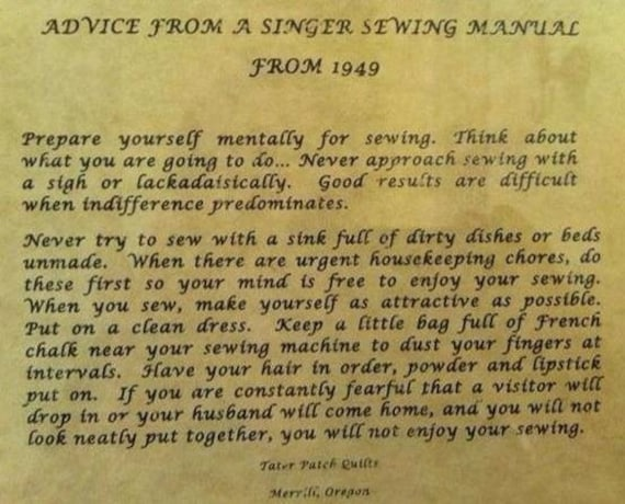 Vintage Advice From SINGER SEWING MACHINE In 40 Located In Etsy Adorable Singer Sewing Machine 1949
