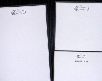 GRADUATION ANNOUNCEMENT - INVITE Kit, Thank You Cards, Envelopes included, Gartner 50 Count @ Invites & Cards, DiY
