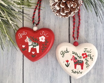 swedish christmas etsy - Traditional Swedish Christmas Decorations