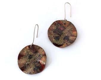 Mixed Metal Copper Discs