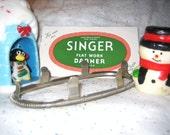 Vintage Singer Flat Work Darner 36088 Box 1930s For 221 222k Plus Embroidery, Darning