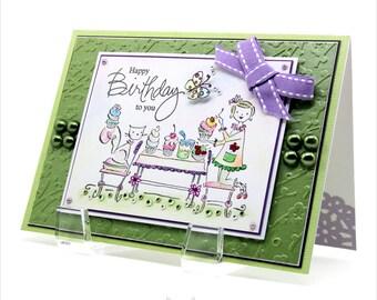 Happy Birthday to you - Birthday card [BD-3]