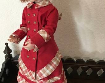 Laura Ingalls Wilder Outfit for 16 inch Doll