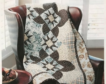Lover's Walk Quilt Throw or Wall Hanging Kit QUILTSY DESTASH PARTY