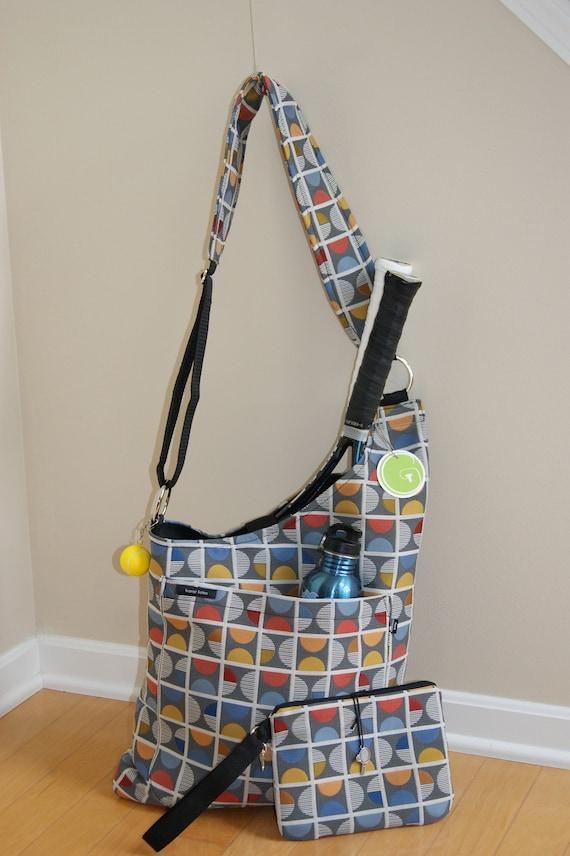 Tennis Sling Bag Katrina Including Small accessory Bag