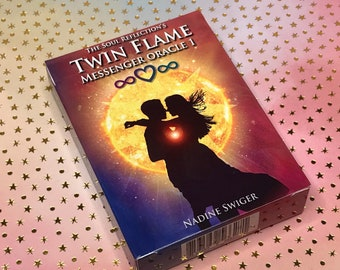 Twin Flame Messenger 1  (Part 1 of Messages Series)