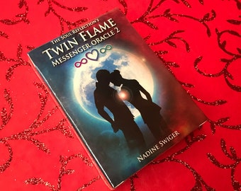 Twin Flame Messenger 2 - Messages Deck (Part 2) from The Soul Reflection.