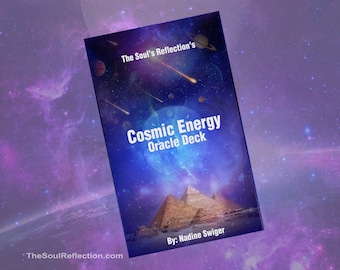 Cosmic Energy Oracle Deck by The Soul Reflection