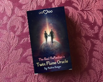 Twin Flame Oracle Deck - from The Soul Reflection