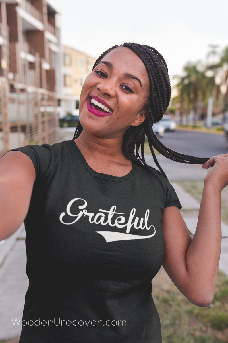 Grateful Recovery T-Shirt - 12 Step Recovery Slogans, AA & NA Tee Shirts  and Gifts, Recovery Tee Shirts for Men and Women