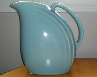 Iced Tea Pitcher by Hall 1950s