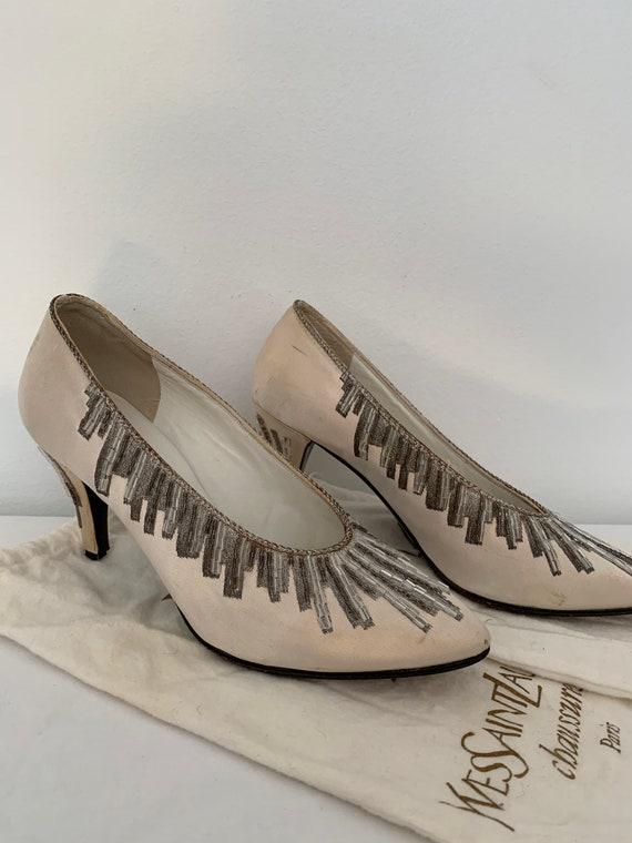 Vintage Yves Saint-Laurent shoes