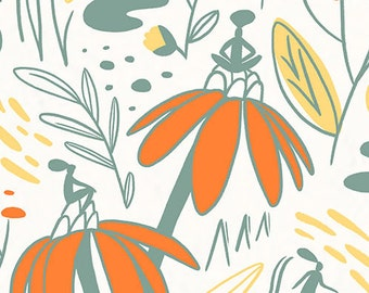 Let Nature Be Your Teacher - 18 x 24 Screenprint Poster