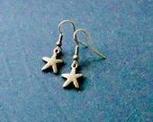 Starfish Charm Earrings, ...