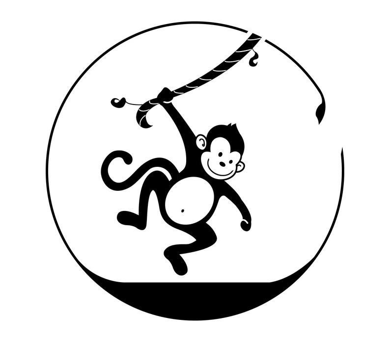 0-6m Small Baby Leggings Monkey Pants Grow with me pants