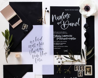 The Nicolette - Vellum Suite Sample Pack