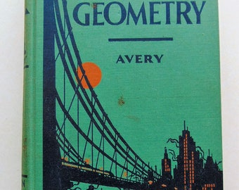 1945 Plan Geometry